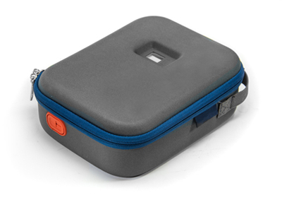 Branded Molded Case for Clinical Device