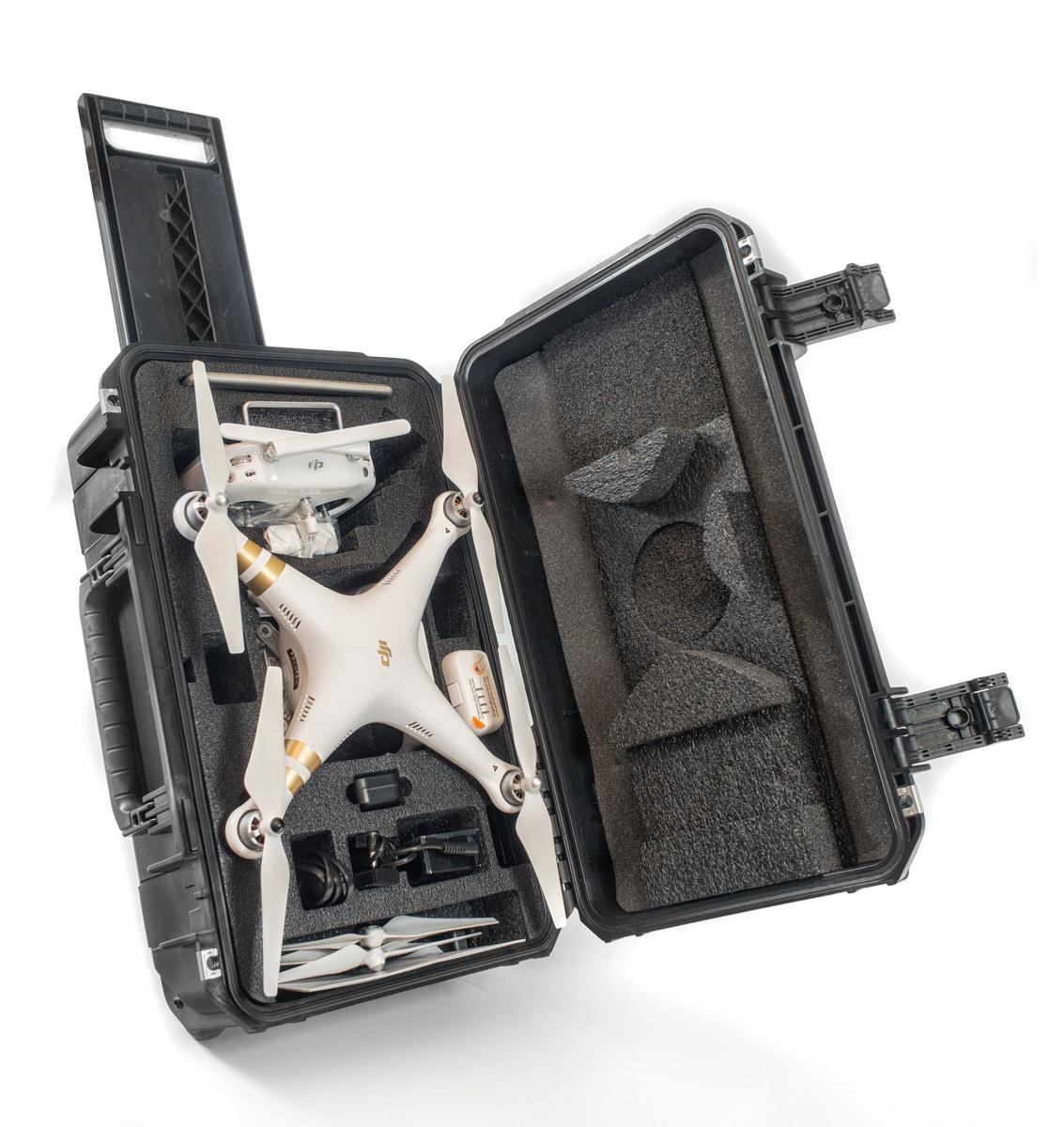 CasePro DJI Phantom 3 Carry-On Case