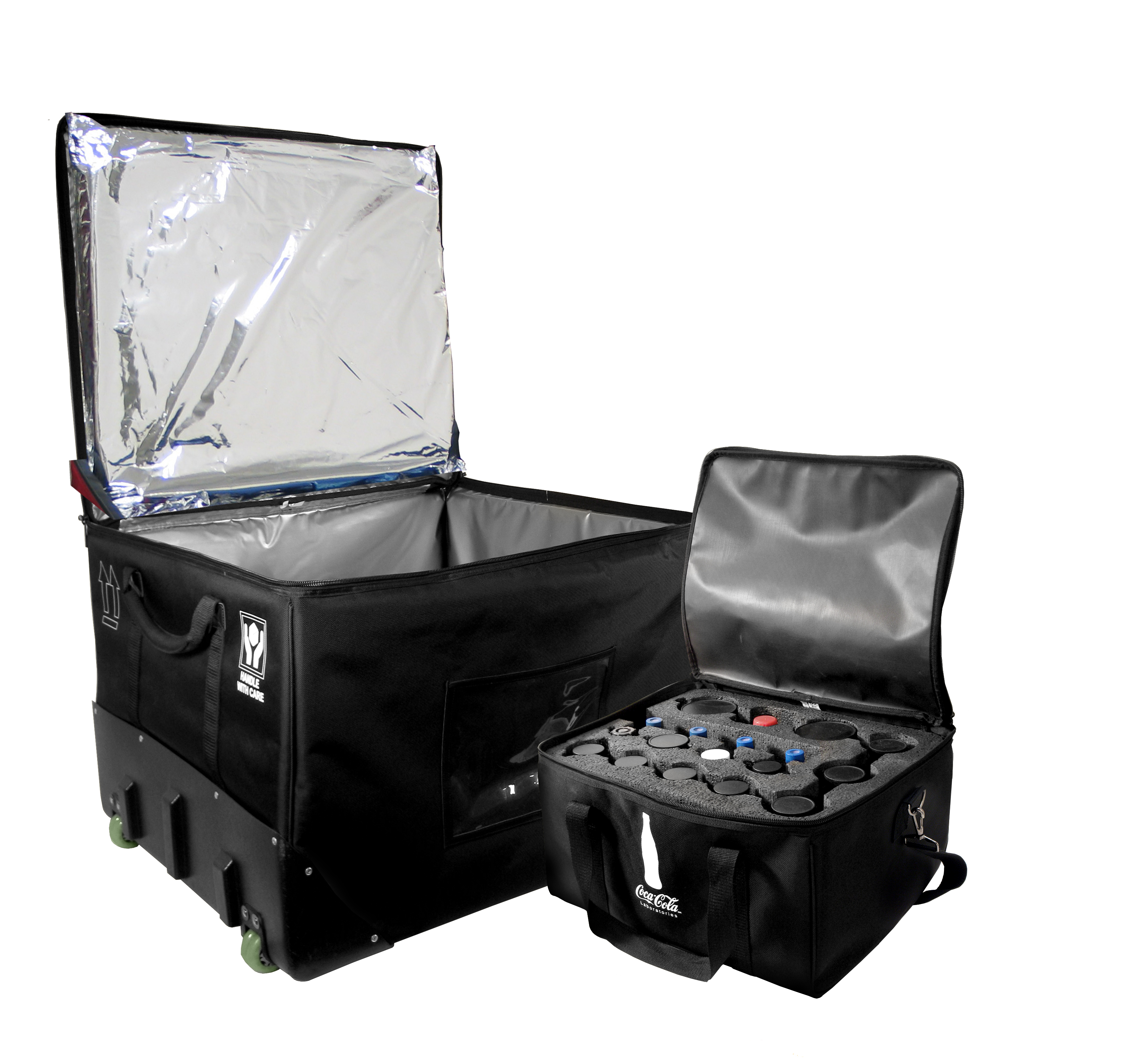 Temperature Controlled Shipping Case